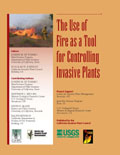 Use of Fire as a Tool for Controlling Invasive Plants book cover