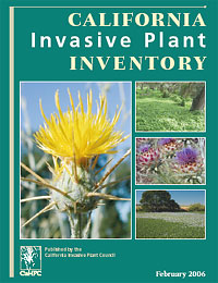 California Invasive Plant Inventory, 2006