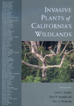 Invasive Plants of California's Wildlands book cover