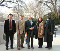 CALIWAC delegation at National Invasive Weeds Awareness Week