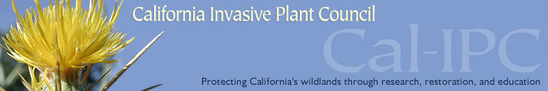 California Invasive Plant Council (Cal-IPC)