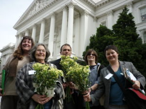 Cal-IPC leads advocacy efforts at the state capitol.