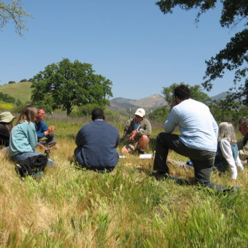 Wildland Volunteer Network Field Course Training