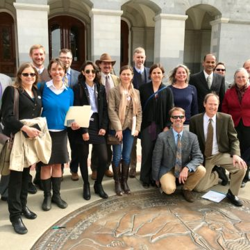 Advocacy Day at the State Capitol