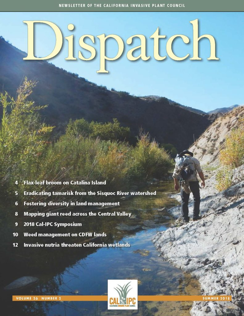 Dispatch Summer 2018 Cover image