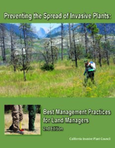 Best Management Practices Land Managers