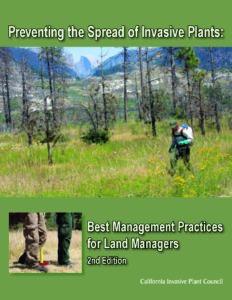 Best Management Practices Land Managers