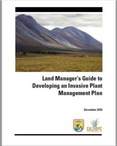 Land manager guide to invasive plant management planning