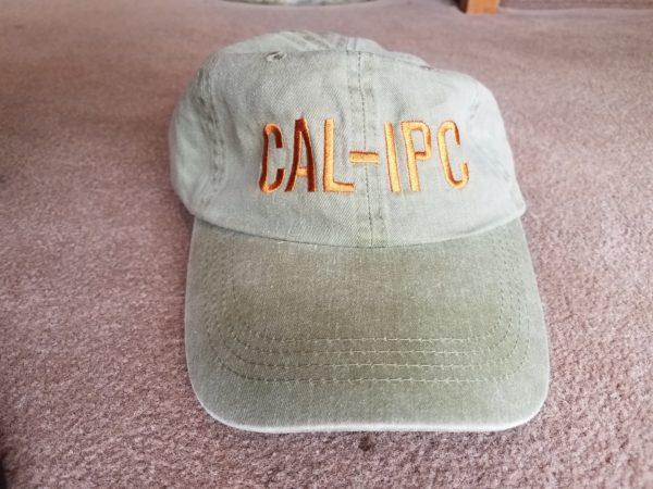 Cal-IPC khaki cap
