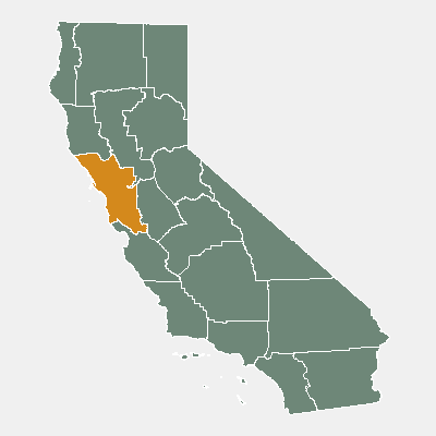 Bay Area region