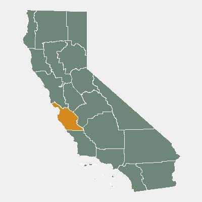Central Coast region