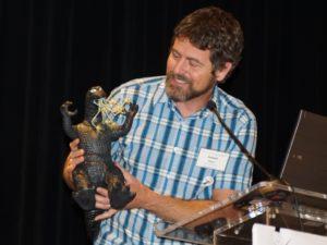 2017 Symposium Bob Case Weedzilla Joey Algiers SMMNRA Award