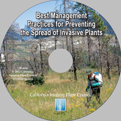 Training Video: Best Management Practices for Preventing the Spread of Invasive Plants DVD Cover