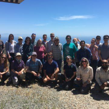 Cal-IPC Board Retreat 2018 group pic