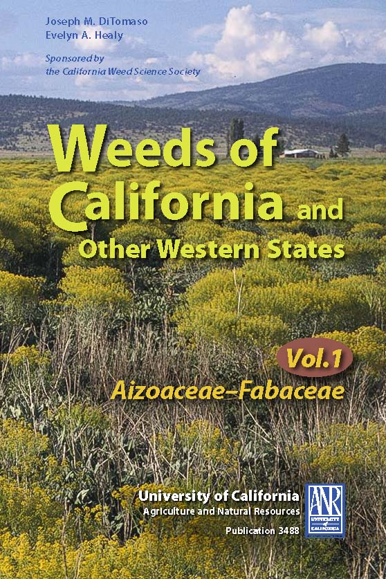 Weeds of CA and other Western States DiTomaso Cover