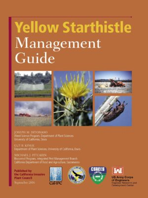 Yellow Starthistle Management Guide Cover