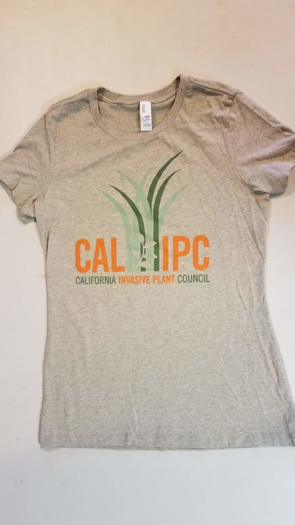 Cal-IPC tshirt light gray front 2018